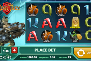 Playpearls new online slot game Star Trez