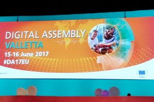 Digital Assembly 2017 will take place on 15 and 16 June in Valletta, Malta